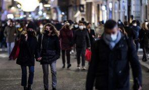 Covid-19: Pandemia fez até hoje 1.806.0782 mortos em todo o mundo