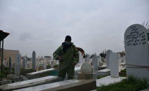Morreram 6.800 pessoas em 2020 na Síria, o número mais baixo desde 2011 -- ONG