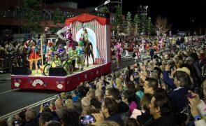 Carnaval da Madeira de 2021 cancelado por causa da covid-19
