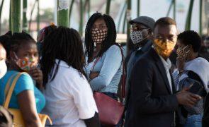 Covid-19: Mais um morto e 157 novas infeções em Moçambique