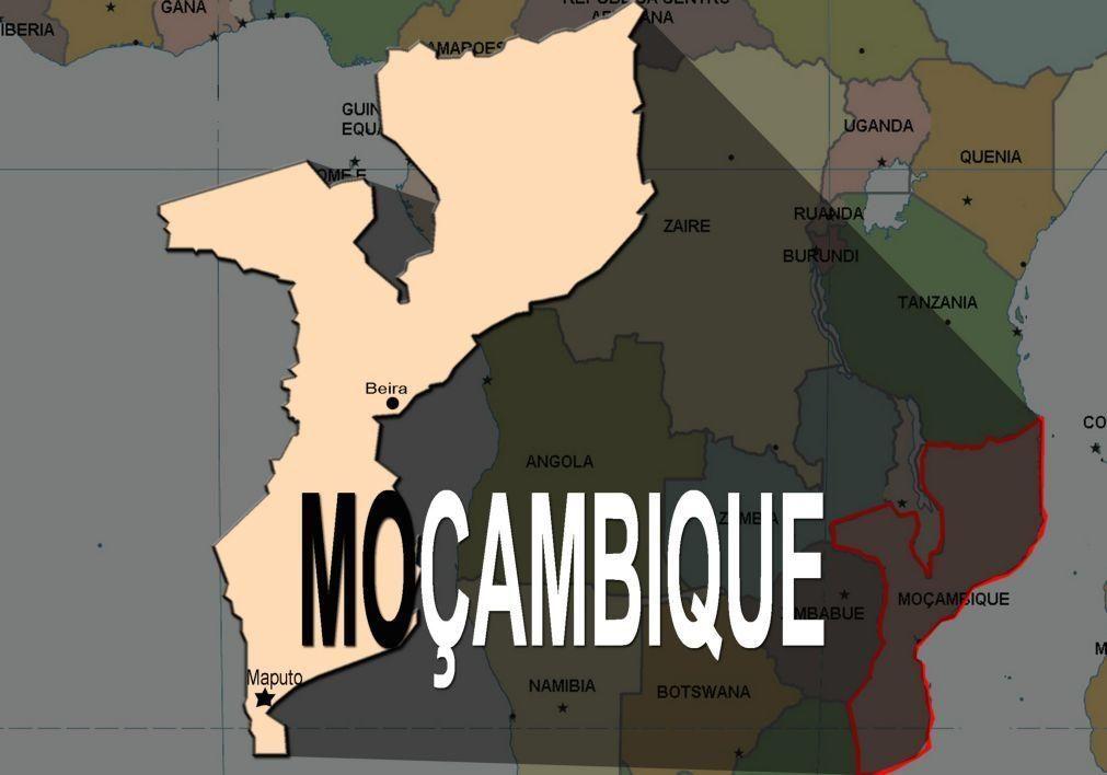 Sobe para sete o número de mortos após tempestade no centro de Moçambique