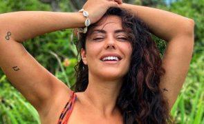 """Sofia Ribeiro Atriz mostra sem medos as suas imperfeições: """"Celulite? Temos! Barriguita? Também!"""