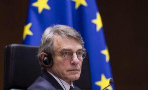 UE/Presidência: Presidente do Parlamento Europeu deseja sucesso a Portugal