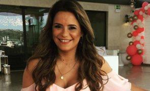 Carla Baía De luto. Ex-mulher de João Pinto chora a morte do pai