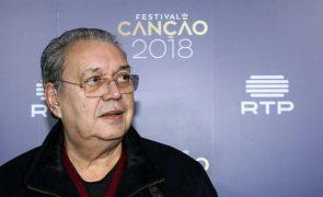 Óbito/Carlos do Carmo: Fernando Tordo diz que desaparece o mais jovem de todos os fadistas