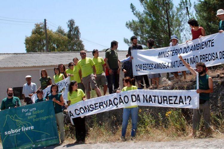 MP abre inquérito após queixa do GEOTA sobre barragem do Baixo Sabor