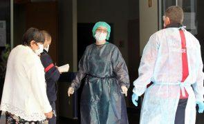 Covid-19: Madeira regista 76 novos casos e um total de 697 infeções ativas