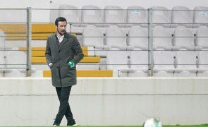 César Peixoto abandona Moreirense por iniciativa própria