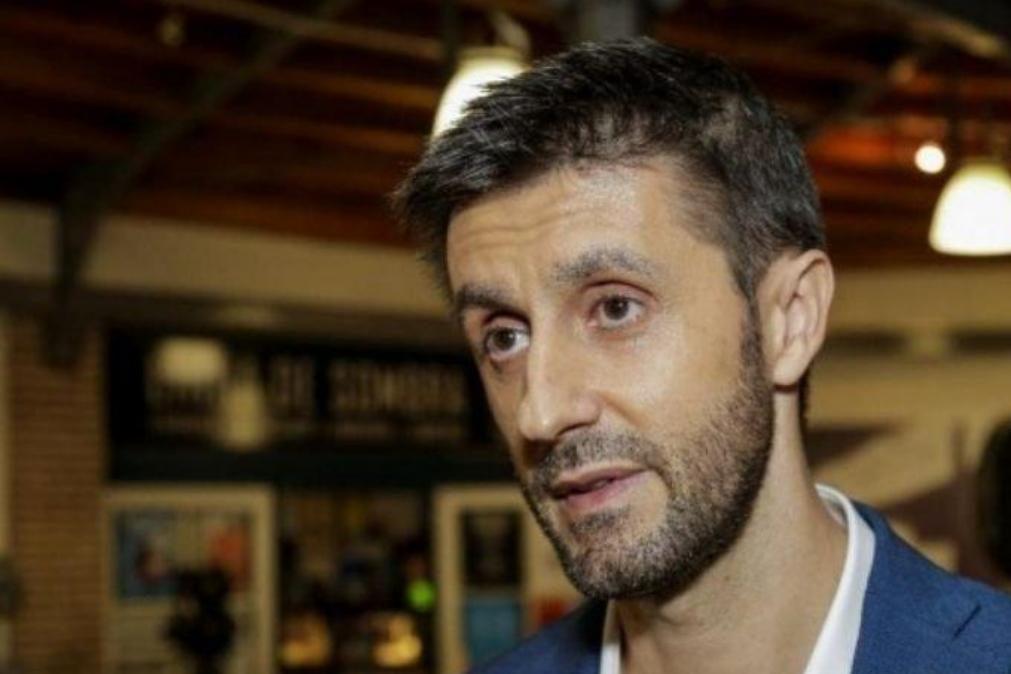 Daniel Oliveira assume gafe da SIC de confundir os nomes das novelas