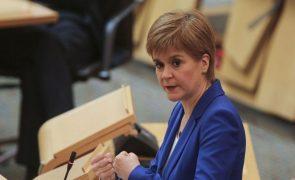 Escócia quer referendo para regressar à União Europeia como nação independente