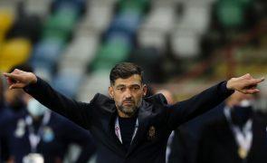 Sérgio Conceição acredita em Moreirense motivado por jogar contra FC Porto