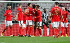Covid-19: Cervi e Gabriel elevam para seis os casos positivos no plantel do Benfica