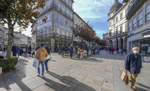 Braga ativa plano para os sem-abrigo em nível amarelo devido ao frio
