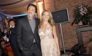 Rogério Samora Filha de Alexandra Lencastre 'rasga' ator: