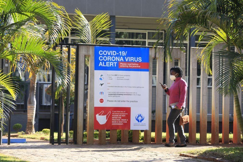 Covid-19: Zimbabué entra em confinamento durante 30 dias