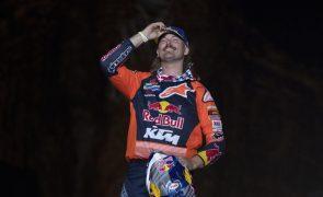 Dakar2021: Price vence e assume o comando nas motas
