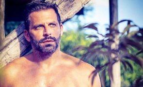 Ator da Globo Henri Castelli hospitalizado após discussão descontrolada