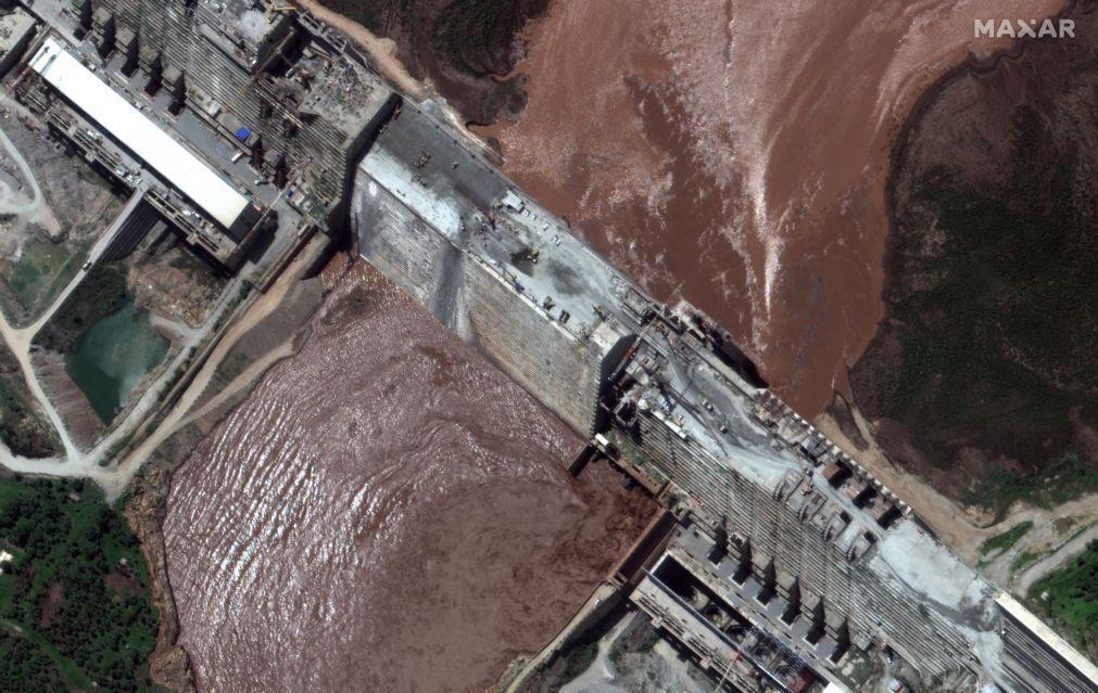 Nova ronda de negociações sobre barragem do Nilo Azul prevista para hoje