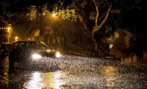 Chuva e vento provocam inundações e quedas de árvores em três ilhas dos Açores