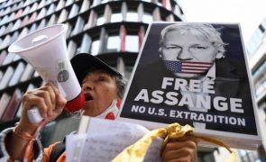 Londres decide hoje se extradita fundador do Wikileaks para EUA