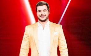 The Voice Portugal Luís Trigacheiro leva prémio para casa