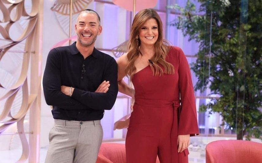 Cláudio Ramos fez promessa insólita a Maria Botelho Moniz