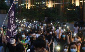 China quer retirar licença a advogados de ativistas de Hong Kong