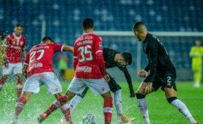 Benfica empata nos Açores frente ao Santa Clara [veja os golos]