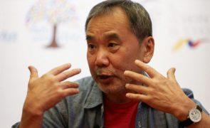 Novo livro de Murakami é uma coleção de contos e chega a Portugal em setembro
