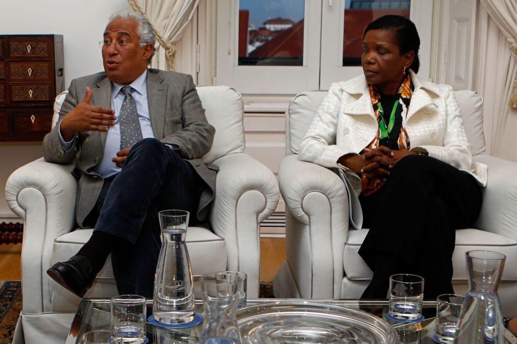 Marcelo diz que Costa lhe comunicou que mantém confiança na ministra da Justiça