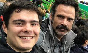"""Filho mais velho de Pedro Lima recorda o pai: """"Tenho um sentimento de falta muito grande"""""""