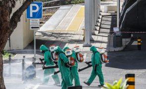 Covid-19: Madeira com mais 110 casos