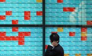 Bolsa de Tóquio abre a perder 0,07%