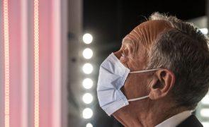 UE/Presidência: Marcelo deseja êxitos e destaca vacinação e atribuição de ajudas financeiras