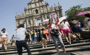 Macau com mais de 30.000 visitantes na véspera do ano novo, maior número em 11 meses