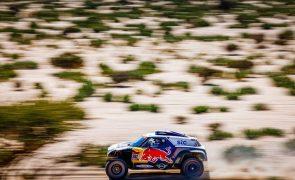 Dakar 2021: Nasser Al-Attyiah bisa e Peterhansel é o novo líder nos carros