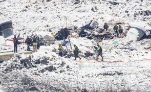 Autoridades sem esperança de encontrar sobreviventes em deslizamento na Noruega