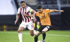 Rúben Vinagre reforça o Famalicão por empréstimo do Wolverhampton