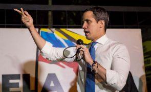 EUA vão continuar a reconhecer Juan Guaidó como Presidente legítimo da Venezuela