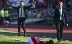 Sporting de Braga quer ser o primeiro a ganhar Taça da Liga feminina e masculina