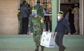 Covid-19: México regista 1.065 mortos e 11.271 casos em 24 horas