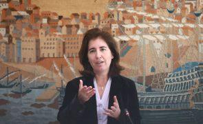 Covid-19: Ministra do Trabalho admite falta de recursos humanos disponíveis