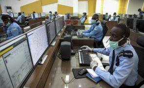 Governo angolano lança concurso para recuperar frota de helicópteros da polícia