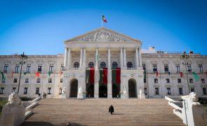 Covid-19: Parlamento debate eventuais prorrogações do Estado de Emergência a 13 e 27 deste mês