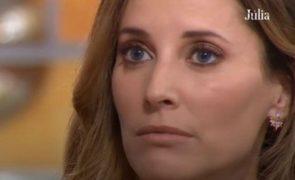 Maria João Bastos recorda morte prematura do pai
