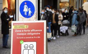 Covid-19: Suíça pondera prolongar restrições até ao fim de fevereiro