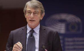 UE/Presidência: David Sassoli destaca combate à pobreza em editorial na CAIS