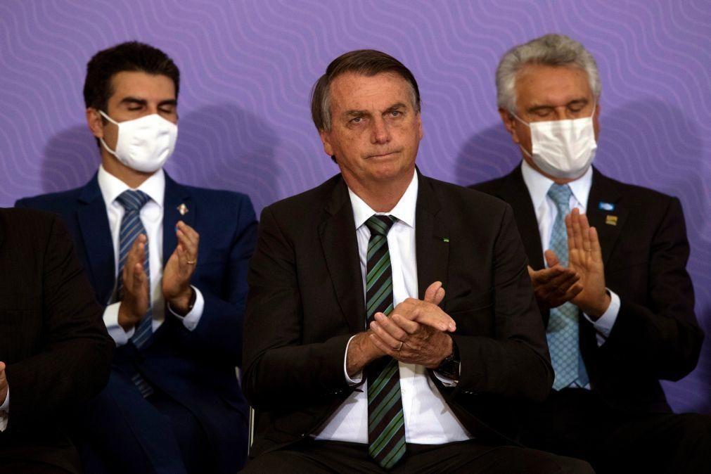 Bolsonaro diz que o Brasil está