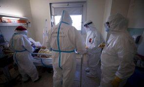 Covid-19: Itália soma 20.331 novos casos e 548 mortes em 24 horas
