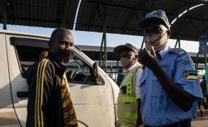 Covid-19: Mais uma morte e 125 novos infetados em Moçambique